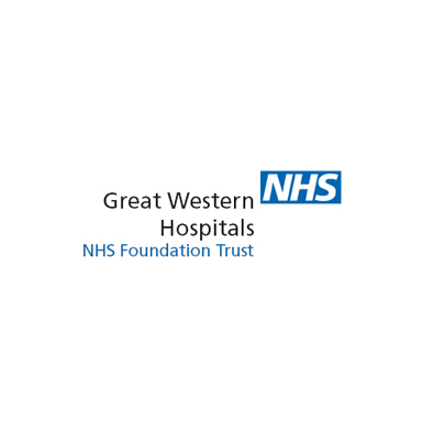 NHS Great Western Hospitals graphic