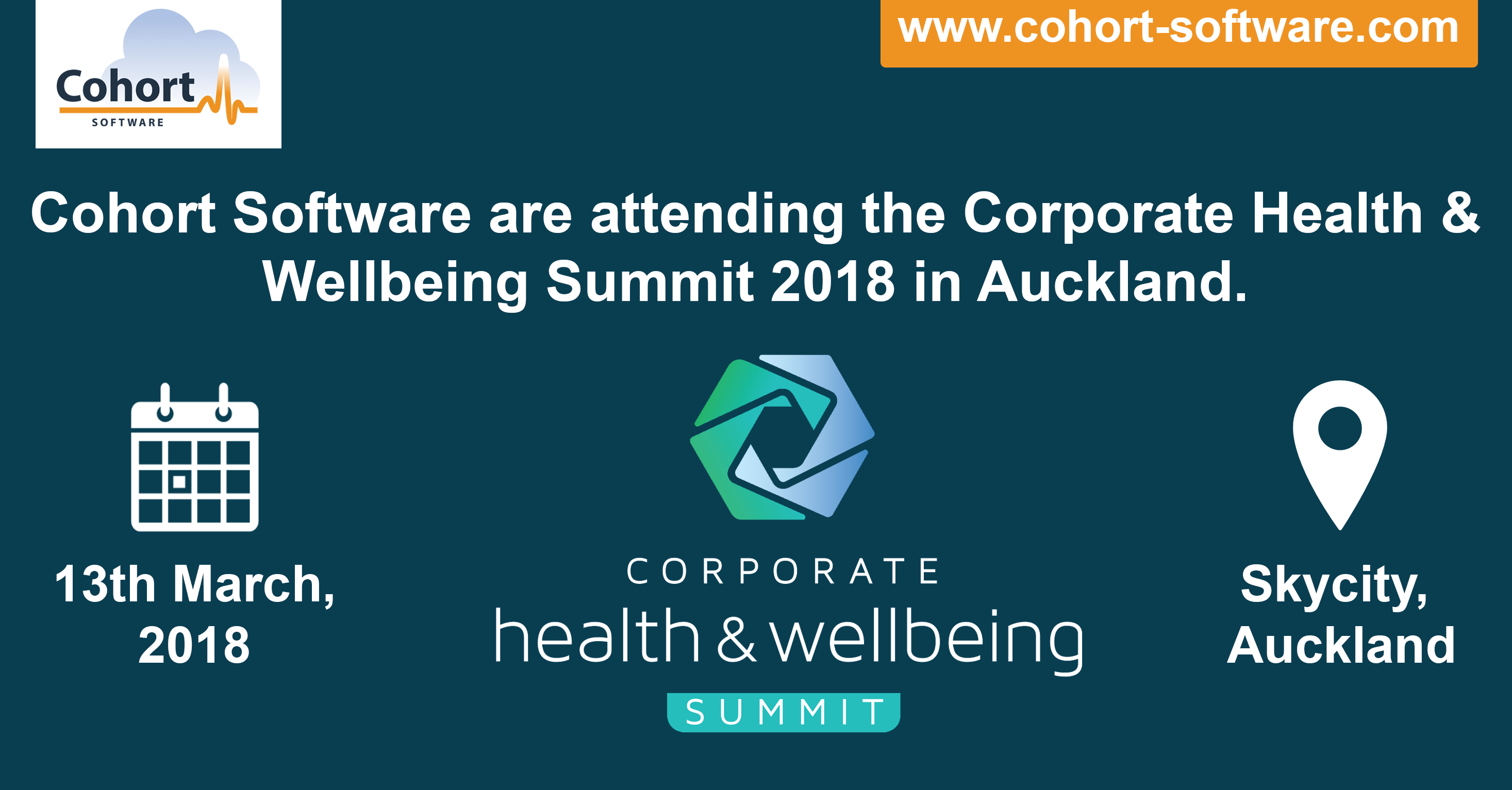 Corporate Health and Wellbeing Summit 2018, Auckland