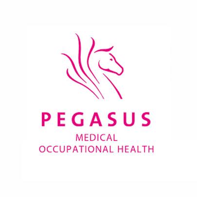 Pegasus Medical Occupational Health graphic
