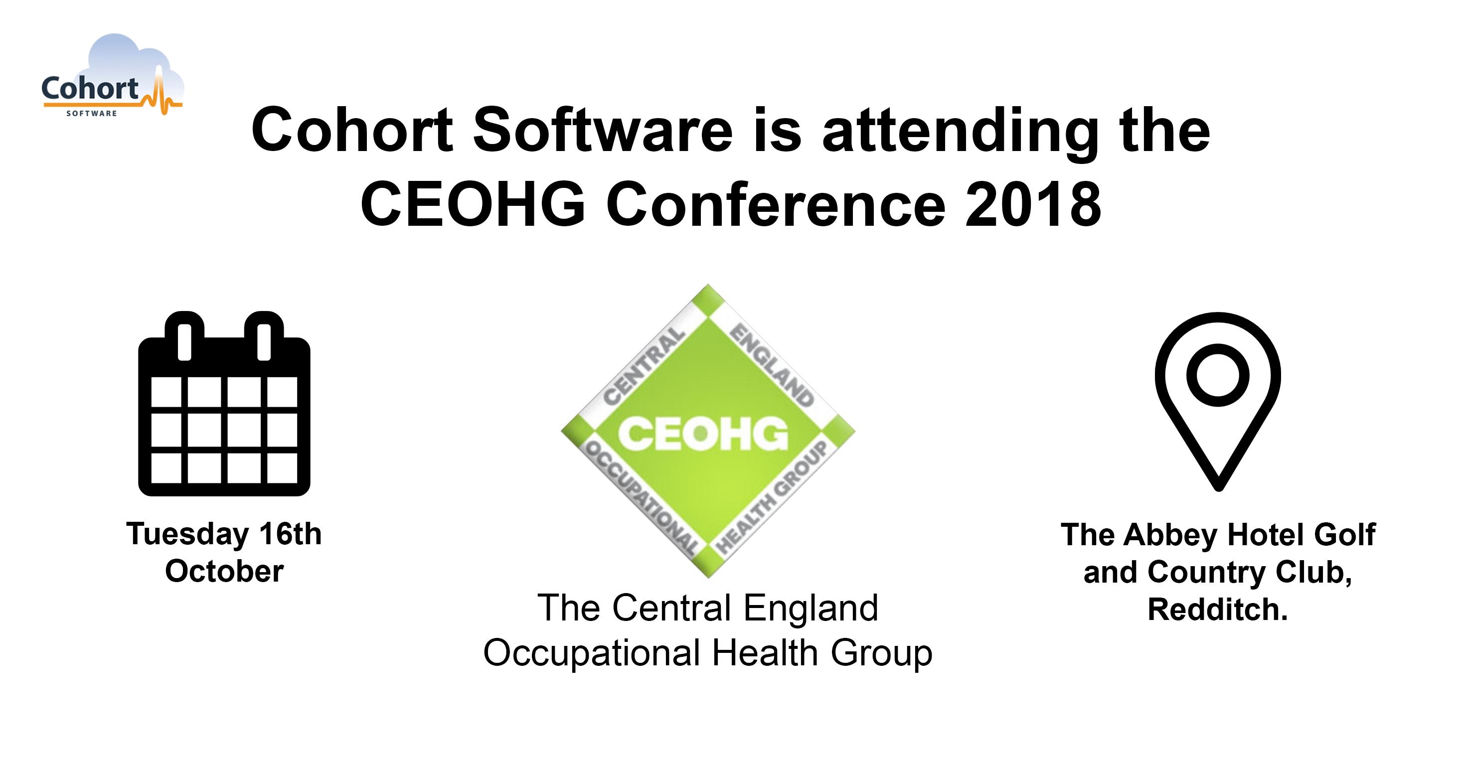 CEOHG Annual Conference 2018